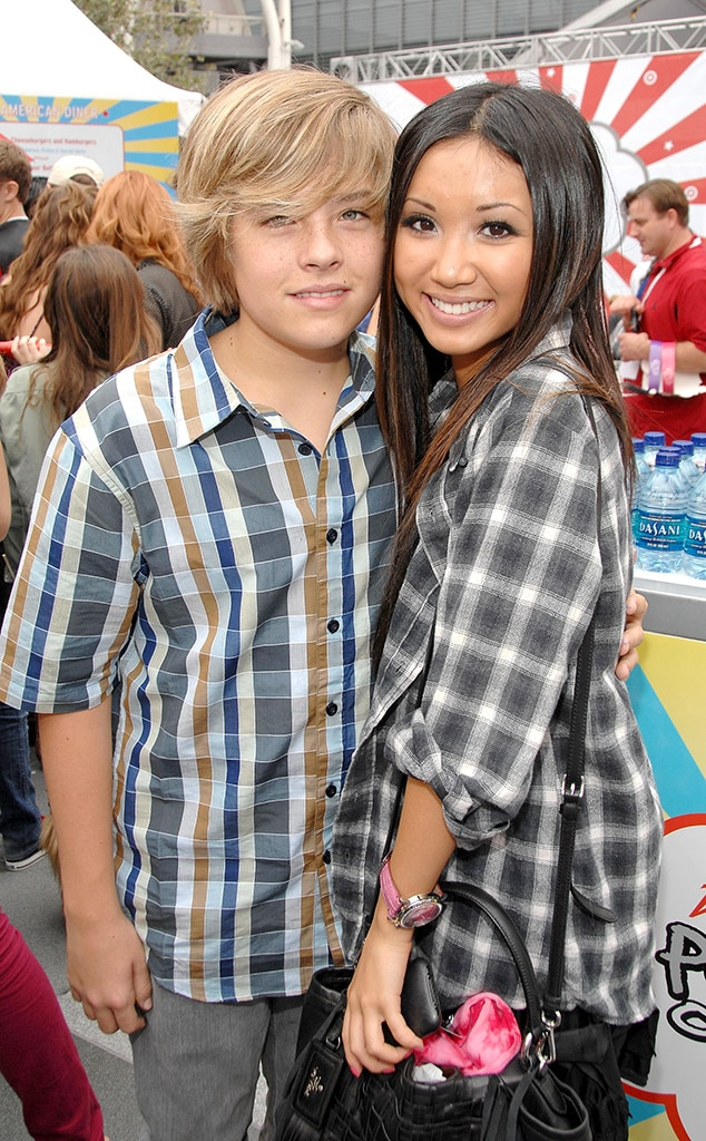 Dylan Sprouse And Brenda Song's Suite Life Of Zack And