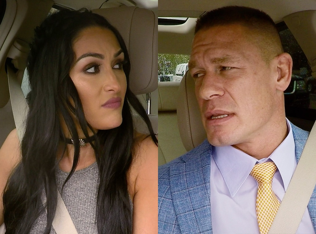 Nikki Bella, John Cena, Total Bellas