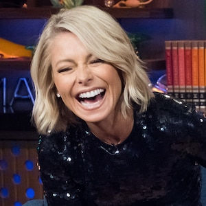 Kelly Ripa, Ryan Seacrest, Watch What Happens Live With Andy Cohen