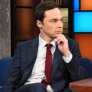 Jim Parsons, The Late Show With Stephen Colbert
