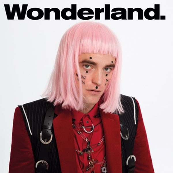 Robert Pattinson, Wonderland