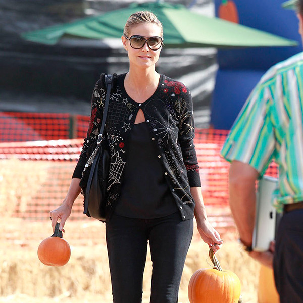 Heidi Klum, Pumpkin Patch