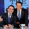 Mario Cantone, Anthony Scaramucci, The View