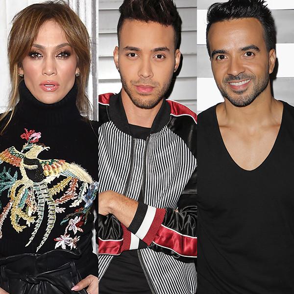 Jennifer Lopez, Prince Royce, Luis Fonsi