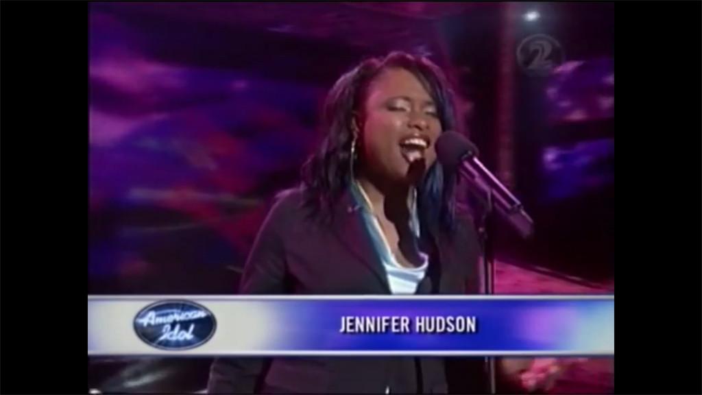Jennifer Hudson, American Idol