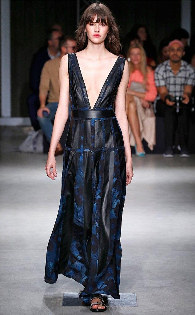 Trussardi From Best Looks From Milan Fashion Week Spring 2018 E News Australia