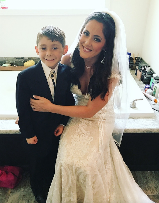 Jenelle Evans Wedding, Instagram