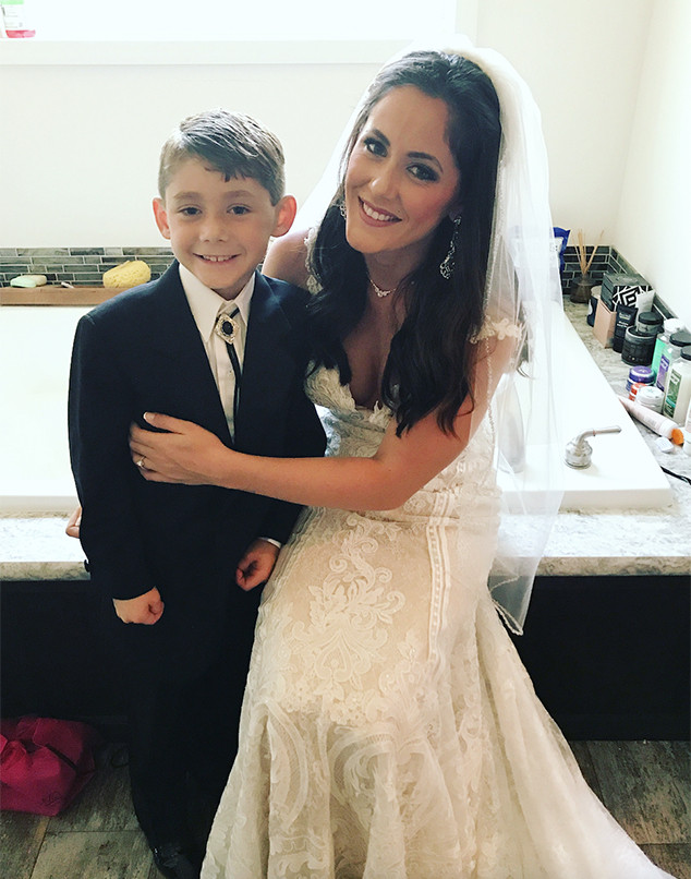 Jenelle Evans Wedding, Instagram