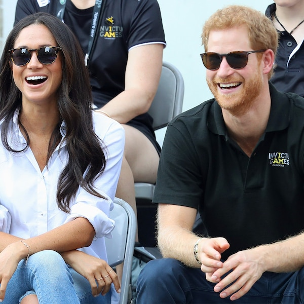 Meghan Markle & Prince Harry From The Big Picture: Today's
