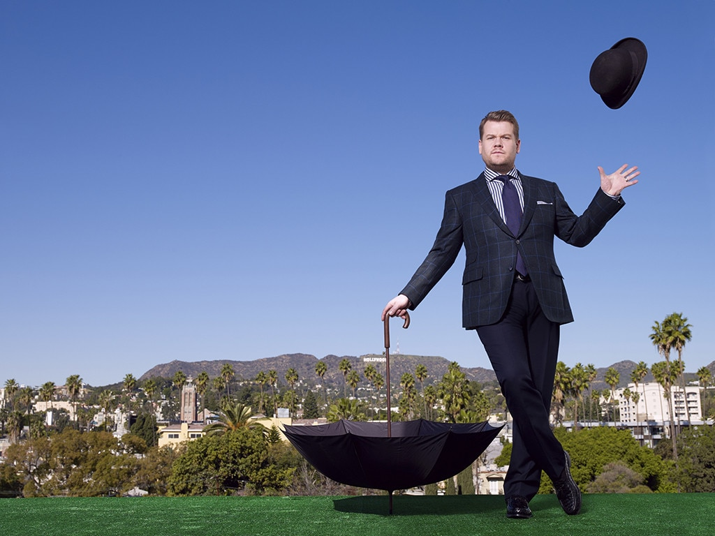 James Corden to return as host of the Hollywood Film Awards