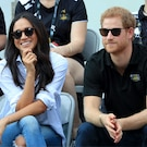 Prince Harry at the 2017 Invictus Games