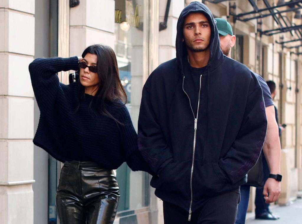 Younes Bendjima, Kourtney Kardashian