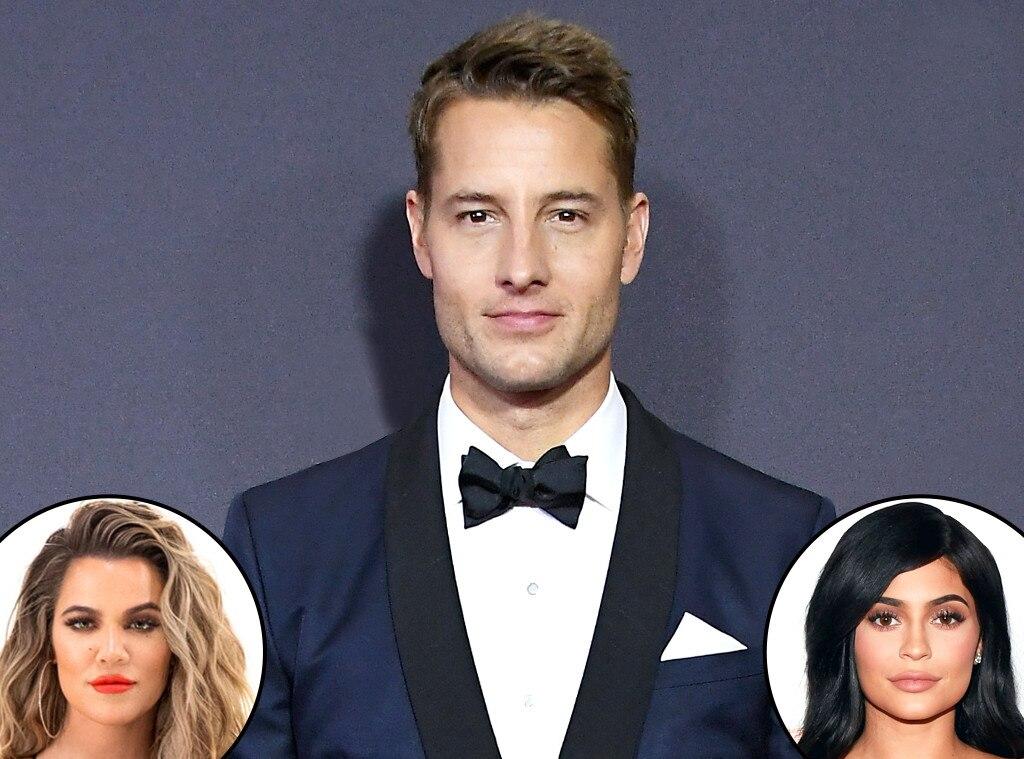 Khloe Kardashian, Justin Hartley, Kylie Jenner