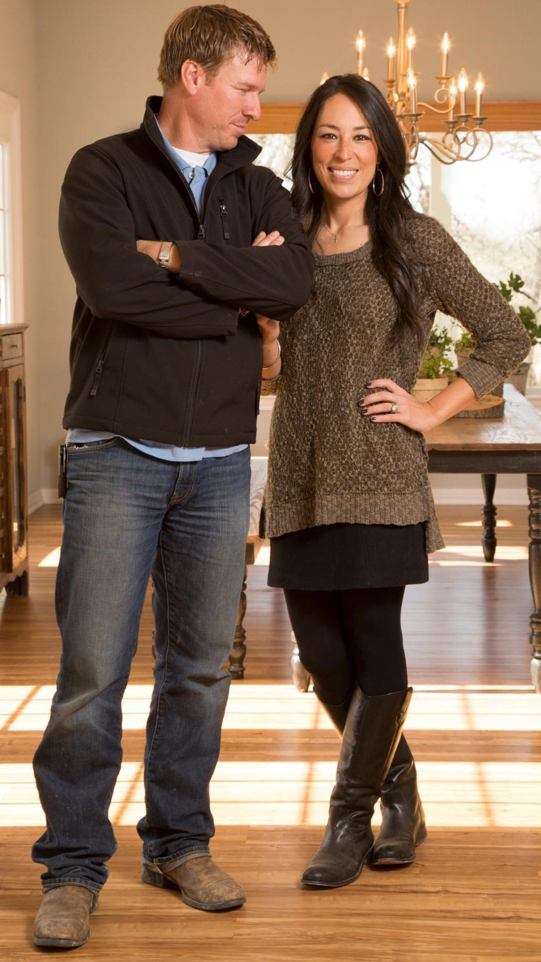 Chip And Joanna Gaines Open Up About Why They 39 Re Leaving