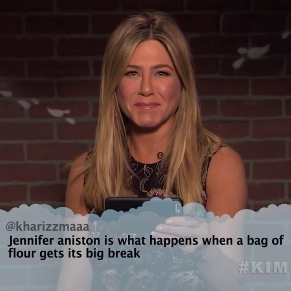 Kim Kardashian, Jennifer Lawrence and More Read Mean Tweets About Jimmy Kimmel