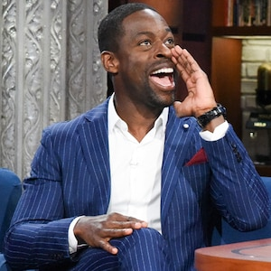 Sterling K. Brown, The Late Show With Stephen Colbert