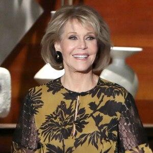 Jane Fonda, Ellen DeGeneres