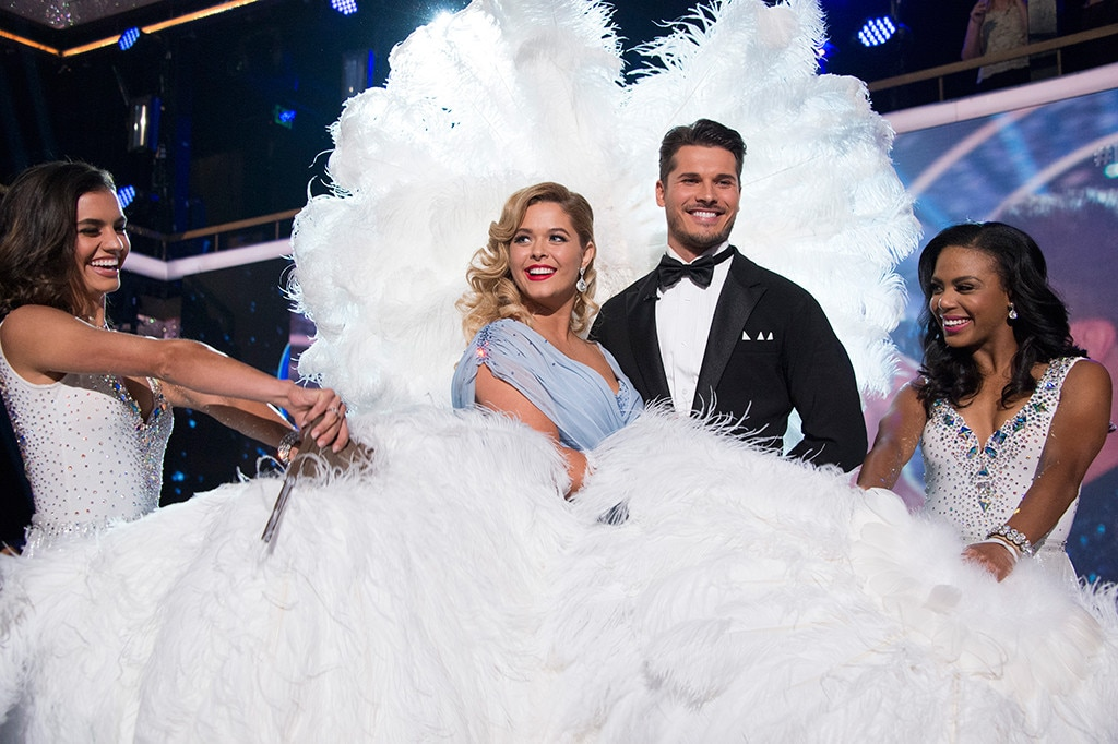 Sasha Pieterse, Gleb Savchenko, Dancing With the Stars, DWTS