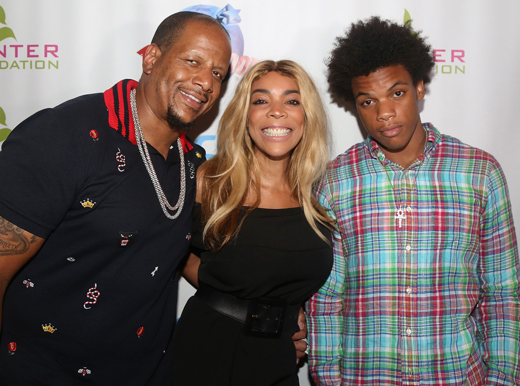 Kevin Hunter, Wendy Williams, Kevin Hunter Jr.