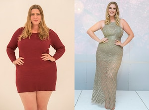 Revenge Body 2, Before and After, Kelsey