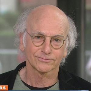 Larry David, Today, Matt Lauer