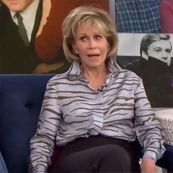 Jane Fonda, Megyn Kelly