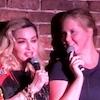 Amy Schumer, Madonna, Comedy Cellar