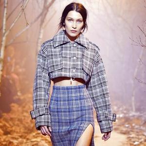 ESC: Bella Hadid, Paris Fashion Week