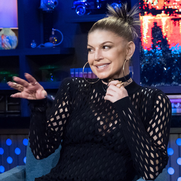 Fergie, Watch What Happens Live