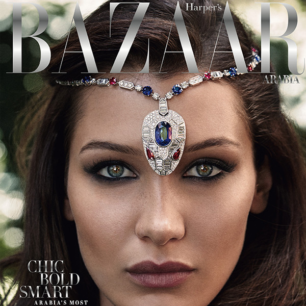 Bella Hadid, Harper's Bazaar Arabia