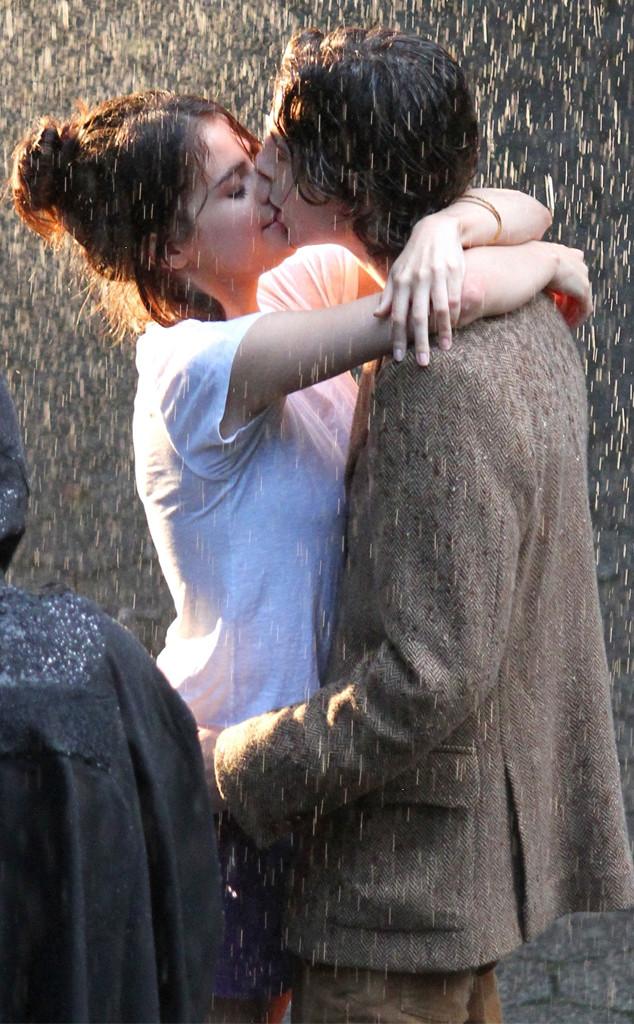 Selena Gomez, Timothee Chalamet