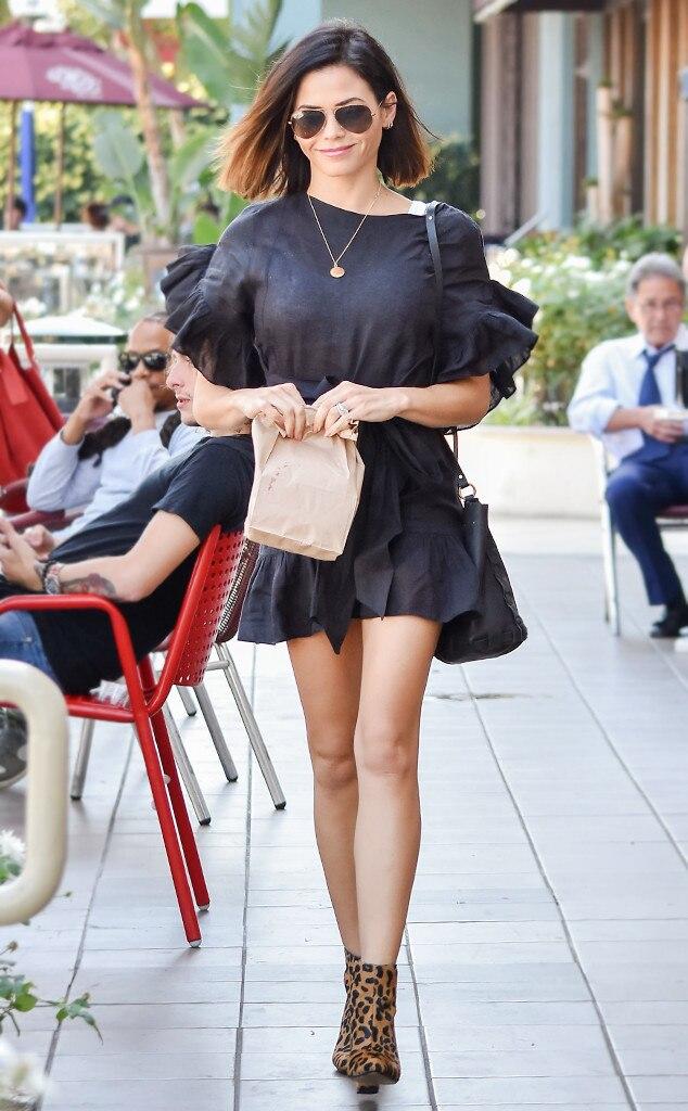 ESC: Jenna Dewan Tatum, Fall Look