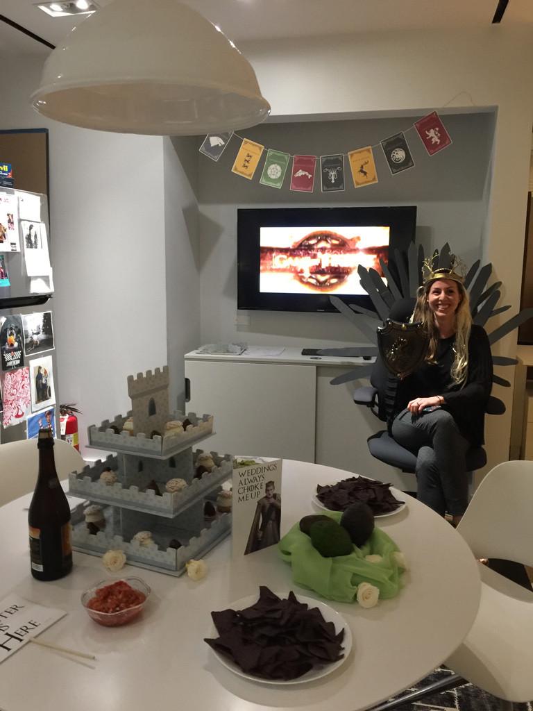 Game of Thrones Wedding Shower