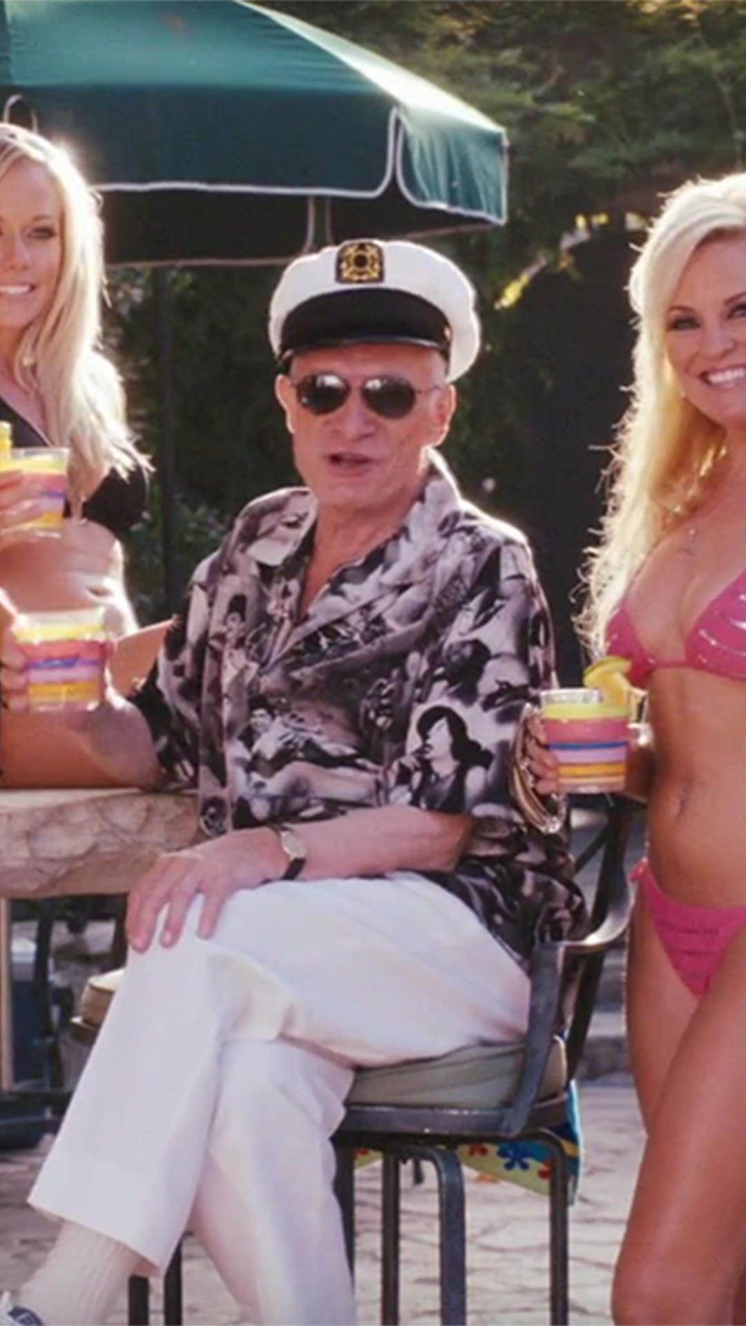 Hugh Hefner's Movie and TV Cameos