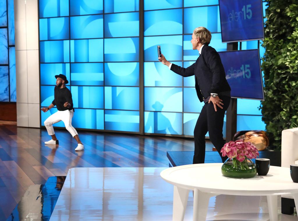 The Ellen DeGeneres Show, Ellen DeGeneres