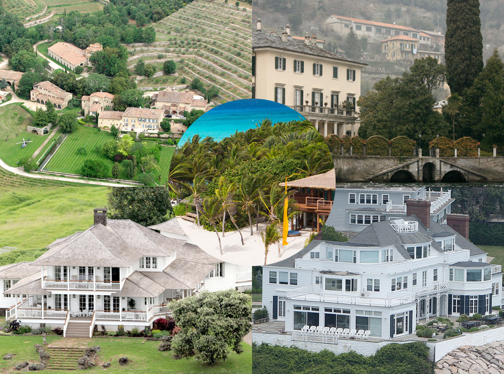 the battle of the celebrity vacation homes which a lister