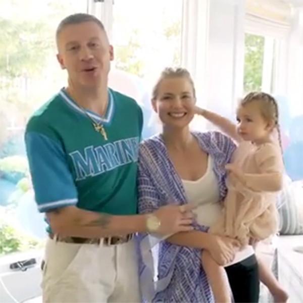 Macklemore, Wife, Tricia Davis, Daughter, Sloane