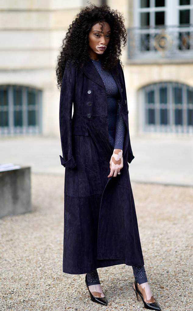ESC: Best Dressed, Winnie Harlow