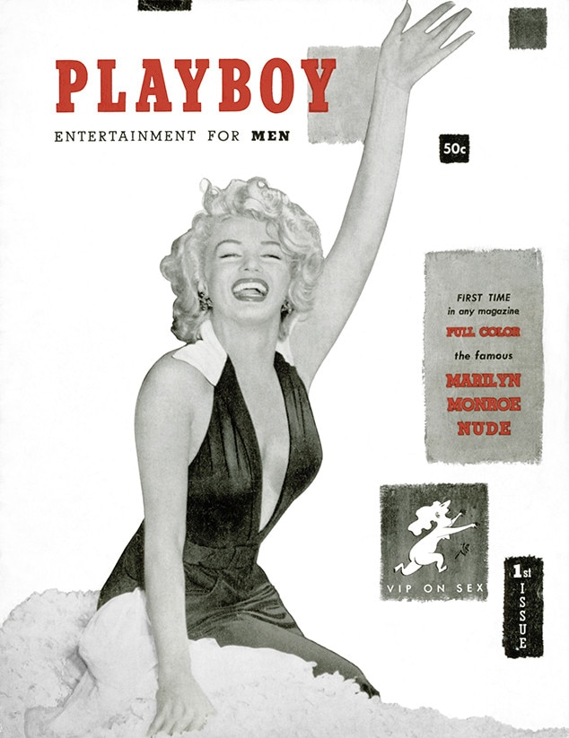 1953 Playboy Cover