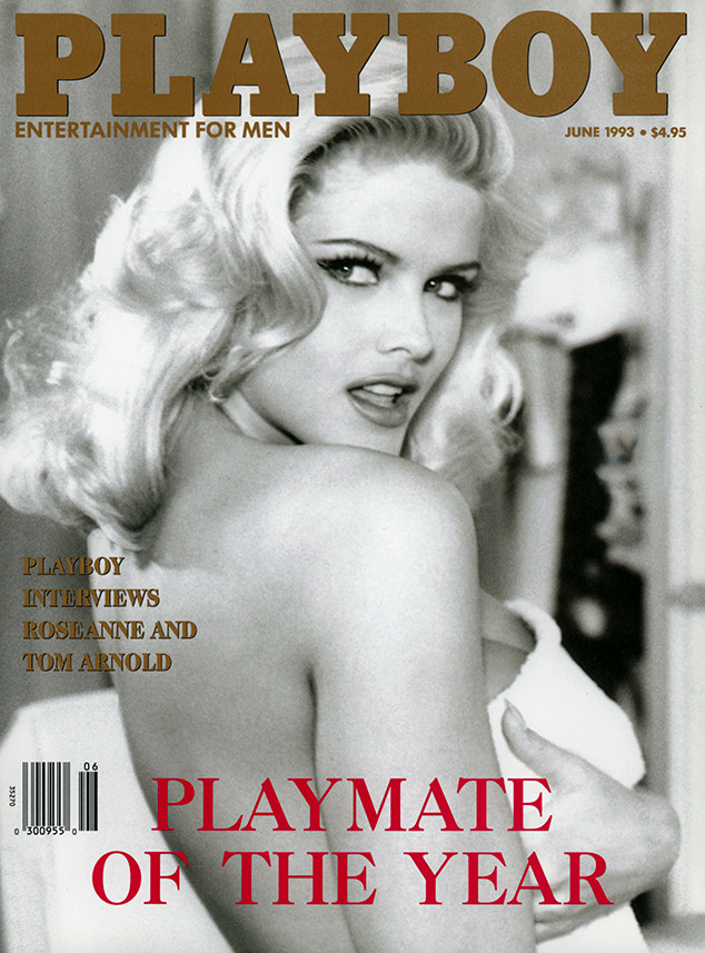 1993 Playboy Cover, Anna Nicole Smith