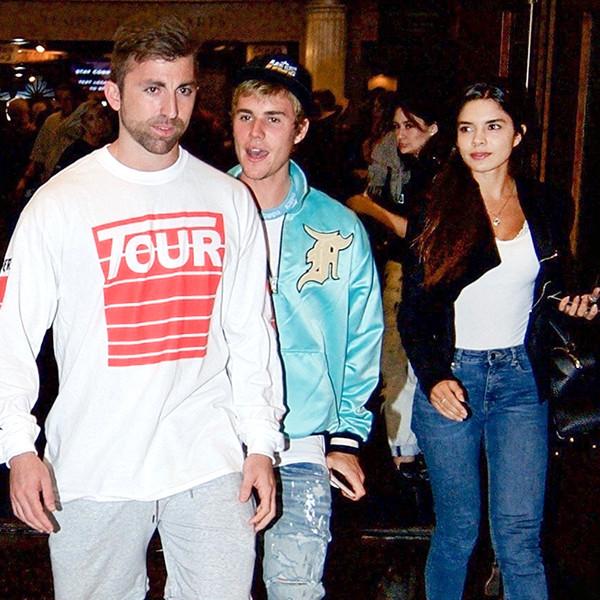Justin Bieber, Paola Paulin