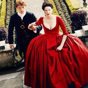 ESC: Claire Fraser, Outlander Season 2