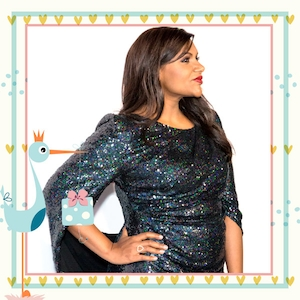 Mindy Kaling, Hollywood's Expectant Moms