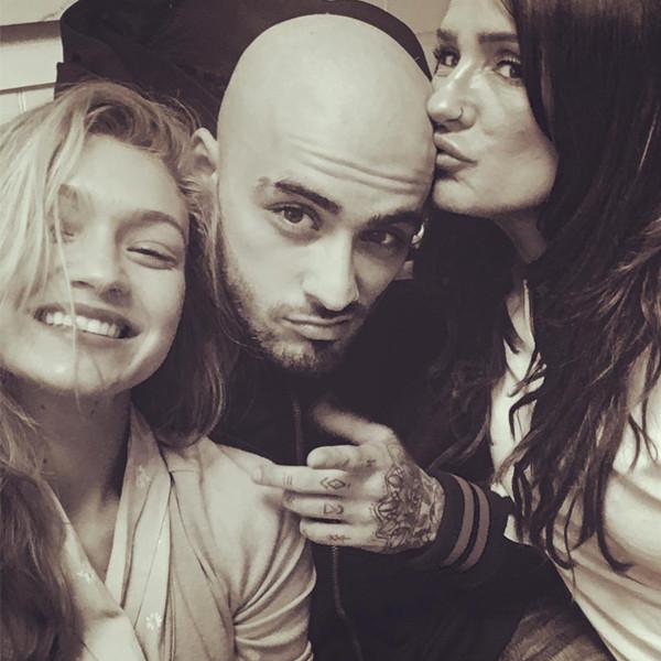 Zayn Malik, Gigi Hadid, Instagram