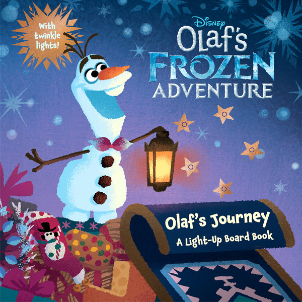 Olaf's Frozen Adventure Merchandise