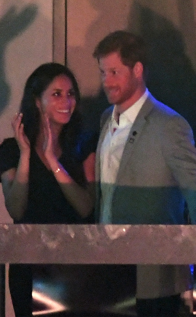 Prince Harry, Meghan Markle, Invictus Games Closing Ceremony