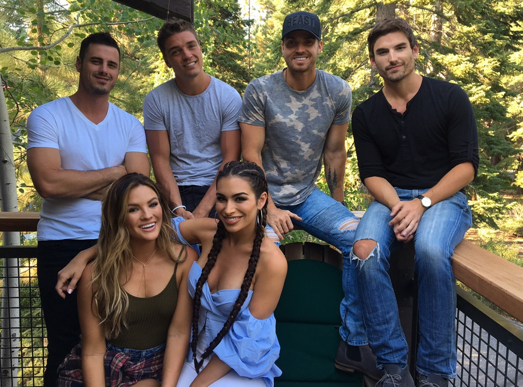 Becca Tilley, Luke Pell, Dean Unglert, Ashley Iaconetti, Ben Higgins, Jared Haibon