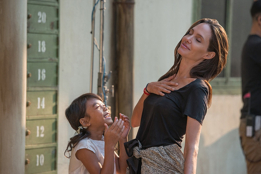 Angelina Jolie, First They Killed My Father