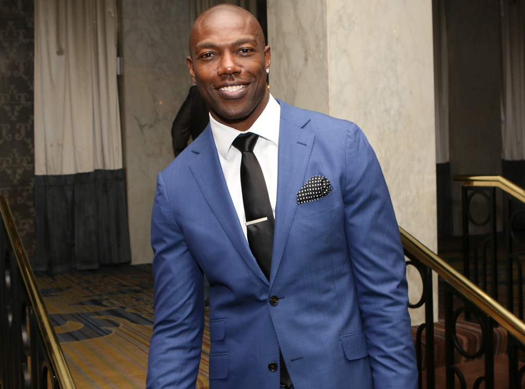 TO to Tango: NFL's Terrell Owens Joins Dancing with the Stars