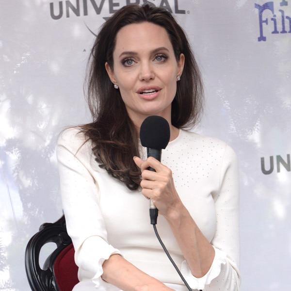 Maddox Jolie-Pitt Talks Working With ''Wonder'' Mom Angelina Jolie on First They Killed My Father